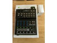 Mackie Mix8 (8-Channel Compact Mixer)