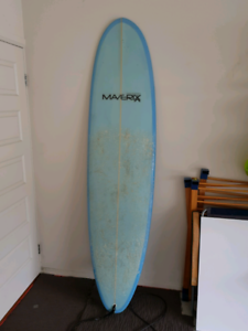 "7.6"" Maverix Mini Malibu"