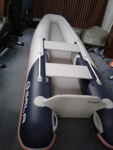 """Gala 10' 6"""" inflatable  boat"""