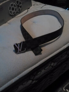 Real Louis Vuitton Belt $300 obo