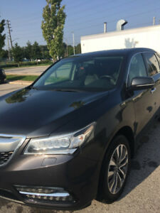 2014 Acura MDX SUV for sale, only 57850 km, $30500