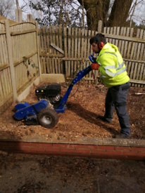 Pressure washing.. Gutter cleaning.. Tree stump removal