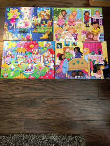 Various kids puzzles - See pictures