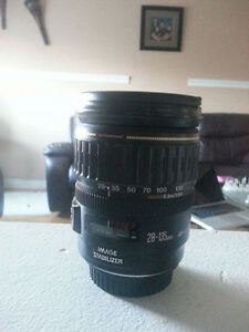 Canon Lens used  28- 135 3.5 Ultrasonic