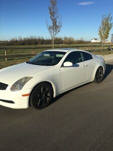 03 Infiniti G35 6MT Edition with Brembo's