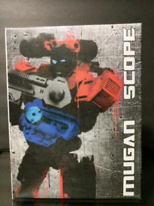 Transformers KFC Mugen Scope(Perceptor)
