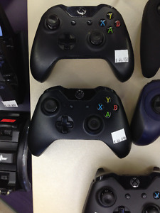 Xbox One Contollers