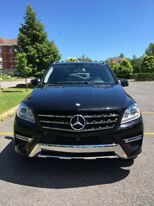 2014 Mercedes-Benz ML350 BlueTEC VUS