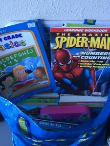 Bag of Coloring Books