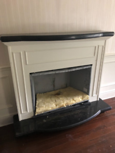 Marble Fireplace Box