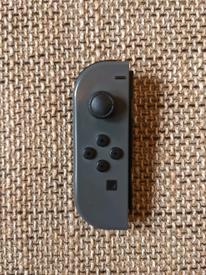 Nintendo Switch Left Grey Joy Con for SPARES or REPAIR