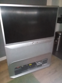 2 Samsung Projector TV.
