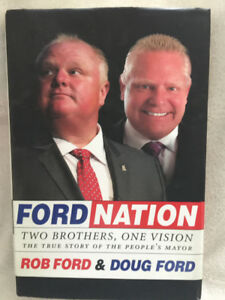 Ford Nation: Two Brothers, One Vision-The True Story of the Peop