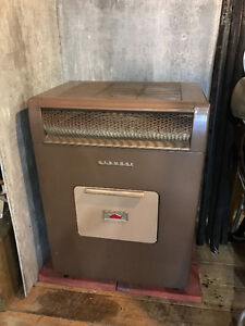Kenmore fuel burning stove