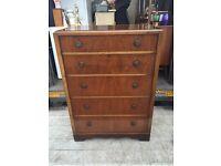 Fantastic vintage chest of drawers