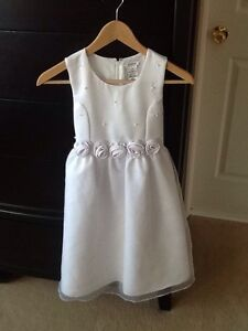 Communion or Flower Girl Dress/Shoes