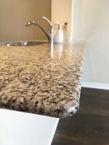 BEAUTIFUL GRANITE COUNTER TOP (With Sink)!!! $500 OBO