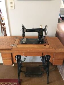 Raymond sewing machine