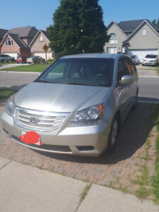Excellent Condition:2008 Honda Odyssey - Low KM