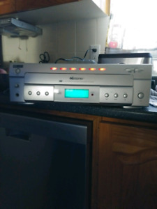 6 cds changer with remote