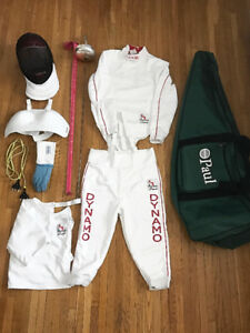 Fencing equipment ( competition graded)