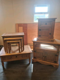 Mexican pine furniture £40.00