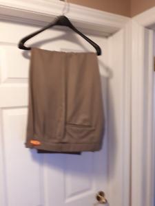 2 pairs of mens dress pants 36 X 29