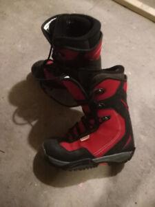 Rossignol snow board boots