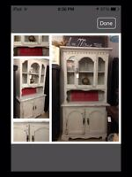 Vintage shabby chic furniture and decor sale in Innisfail