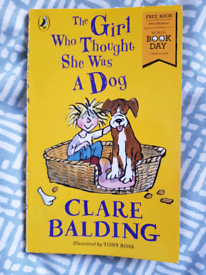 The girl who thought she was a dog book