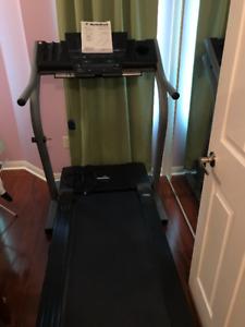 NordicTrack Exp1000 Treadmill