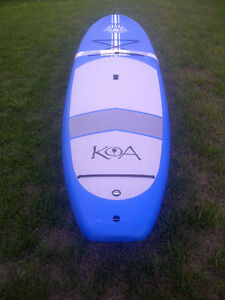 11'0 Koa Stand Up Paddleboard