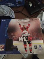 Ps4 play station nhl 16 edition
