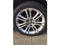 """Vauxhall 18"""" insignia alloys"""