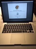 Mac book Pro Retina 13 pouces