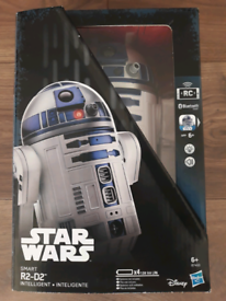 Star Wars Smart App Enabled R2-D2 Bluetooth iPhone/Android £125 ono