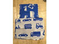 Transport Single Duvet Cover & Pillowcase