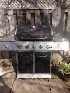 Stainless steel bbq!