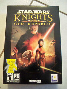 STAR WARS-PC GAME--COMPLETE-USED