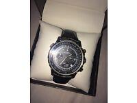Rotary Pilot Chronograph Watch