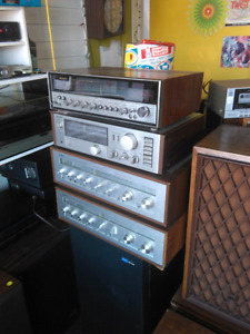 Classic Receivers from $30!