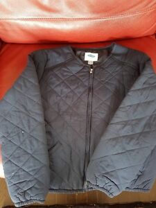Women's quilt Bomber Brand New Old Navy L and XL;Mens Fleece Top