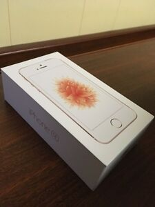 Selling New Iphone SE Rose Gold 16GB