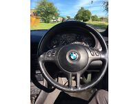 Bmw multi function steering wheel