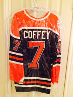 5 assorted signed jerseys $350.00 each