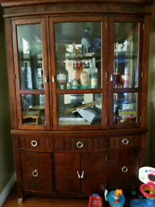Dinning Display cabinet