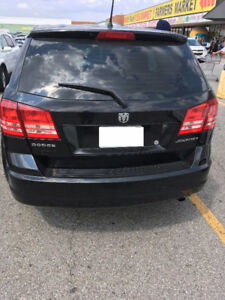 2009 Dodge Journey SUV, Crossover remote start low kms