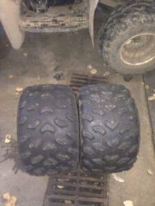 ATV rear tires Windsor Region Ontario image 4