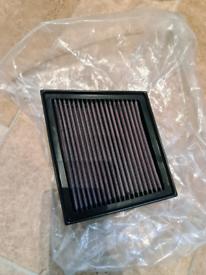 K&N panel filter 33-2955 (Mk7 fiesta ST)