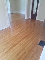 FLOOR REFINISHING AND RENOVATION ( SANDING & STAINING)